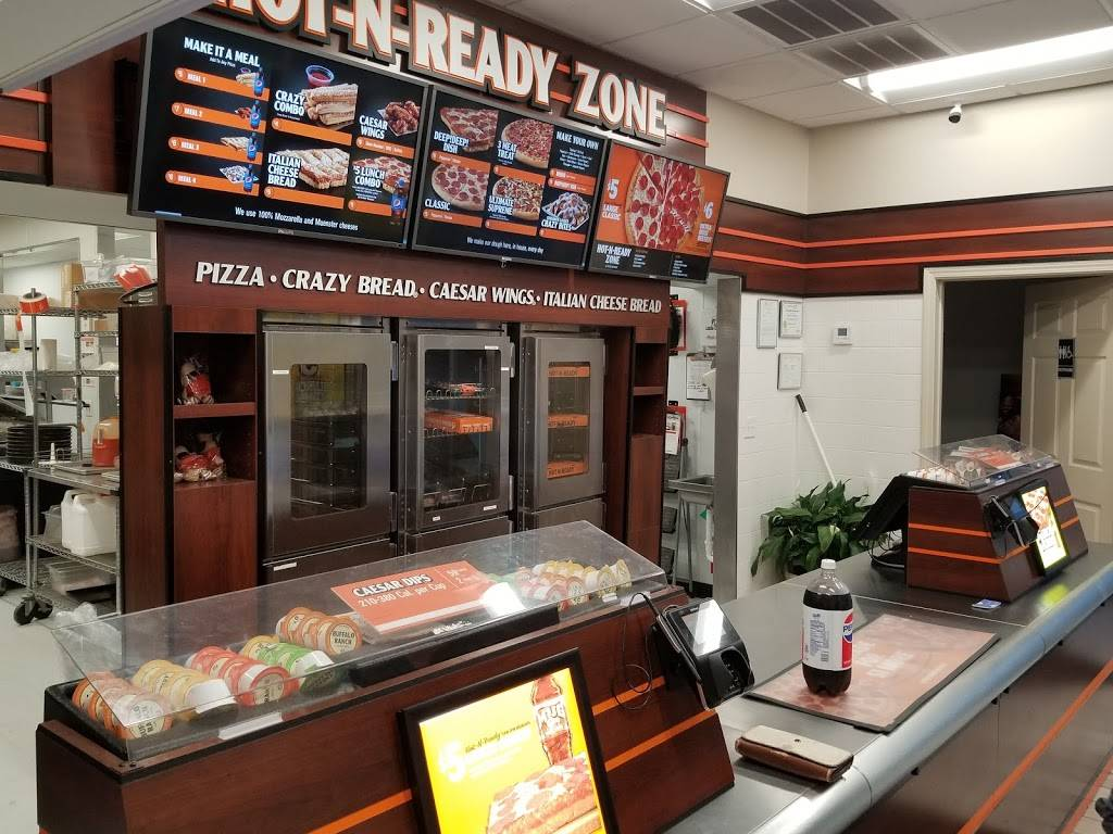 Little Caesars Pizza | meal delivery | 414 Superior Ave, Bogalusa, LA 70427, USA | 9852415362 OR +1 985-241-5362