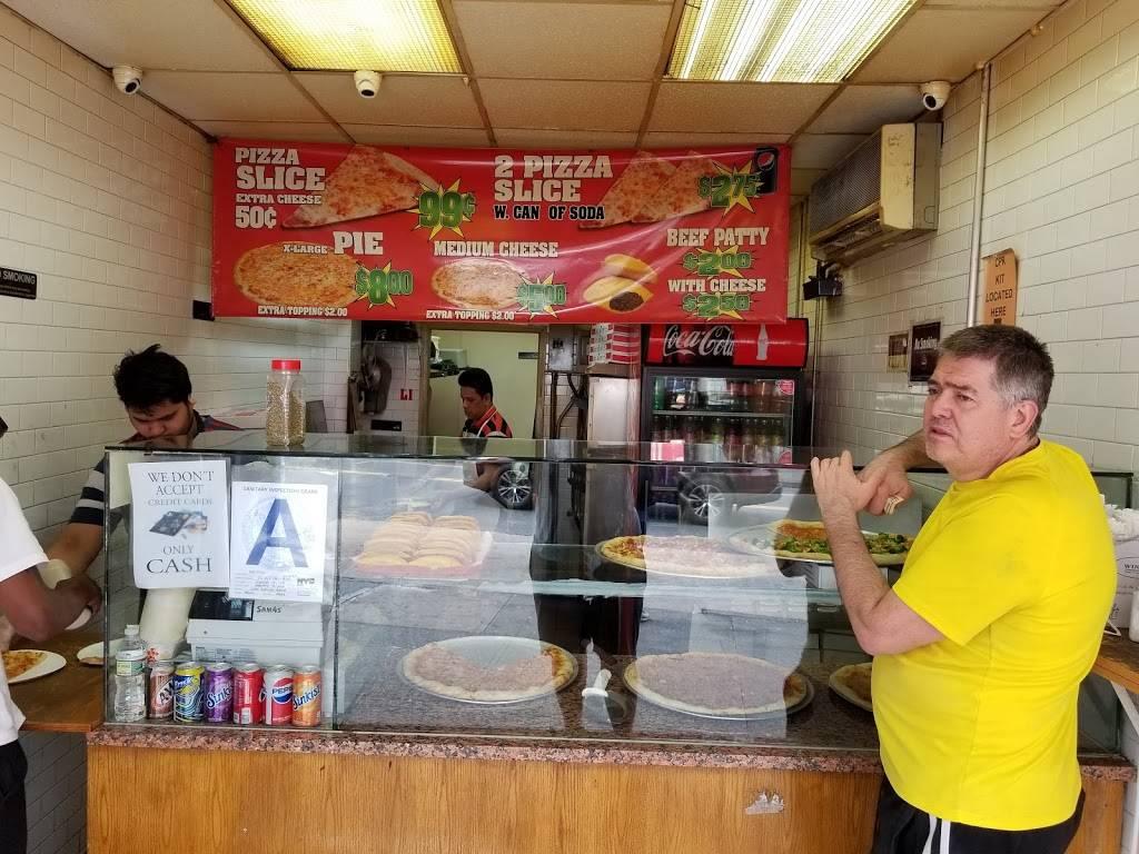 Oli 99 Cent Fresh Pizza   restaurant   2 E Burnside Ave, Bronx, NY 10453, USA   7186180099 OR +1 718-618-0099