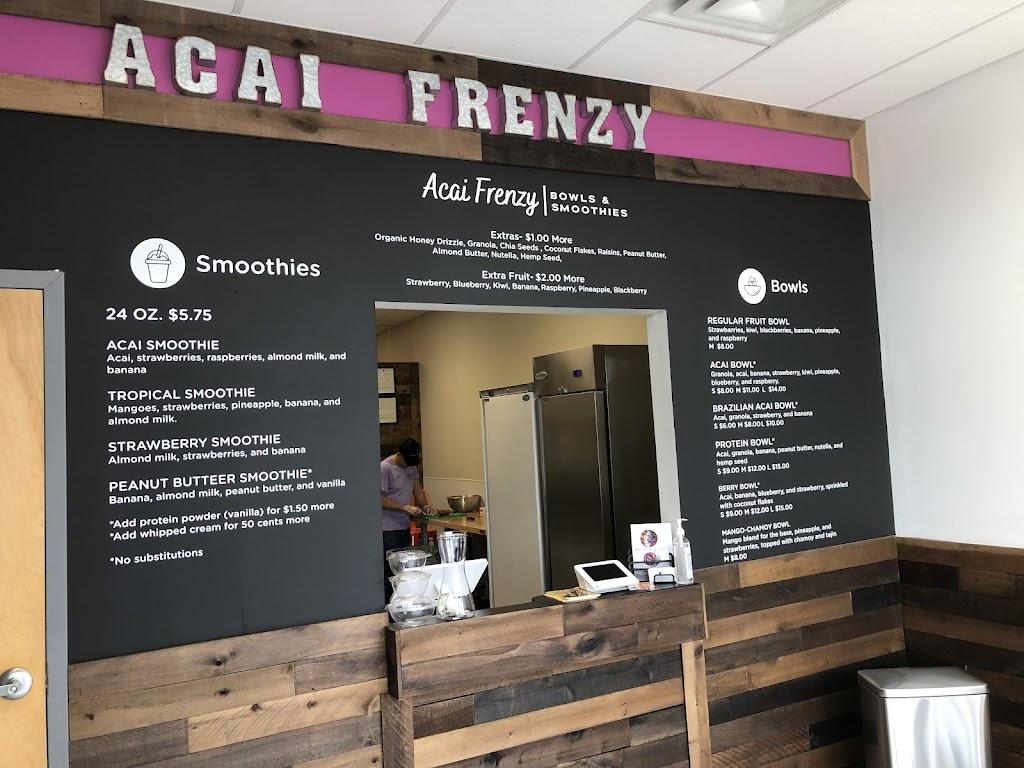 Acai Frenzy   restaurant   7202 Caldwell Rd, Harrisburg, NC 28075, USA   9802580044 OR +1 980-258-0044