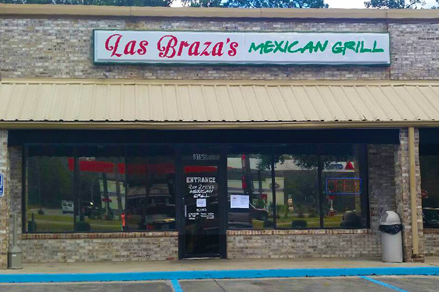 Las Brazas Mexican Grill | restaurant | 8159 Woodville Hwy, Tallahassee, FL 32305, USA | 8507652631 OR +1 850-765-2631