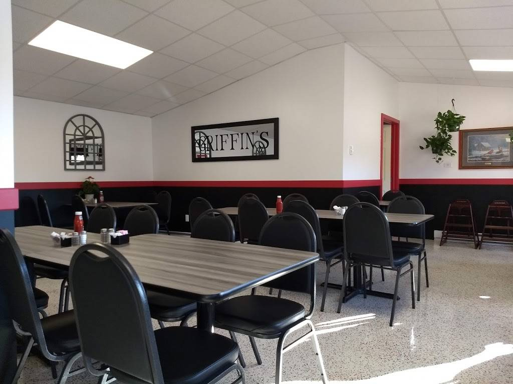 Griffins | restaurant | 11053 N Eagle Valley Rd, Howard, PA 16841, USA | 5709622626 OR +1 570-962-2626