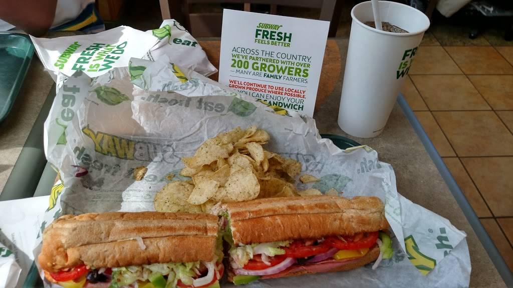 Subway | restaurant | 409-C Atomic Rd, Jackson, SC 29831, USA | 8034719999 OR +1 803-471-9999