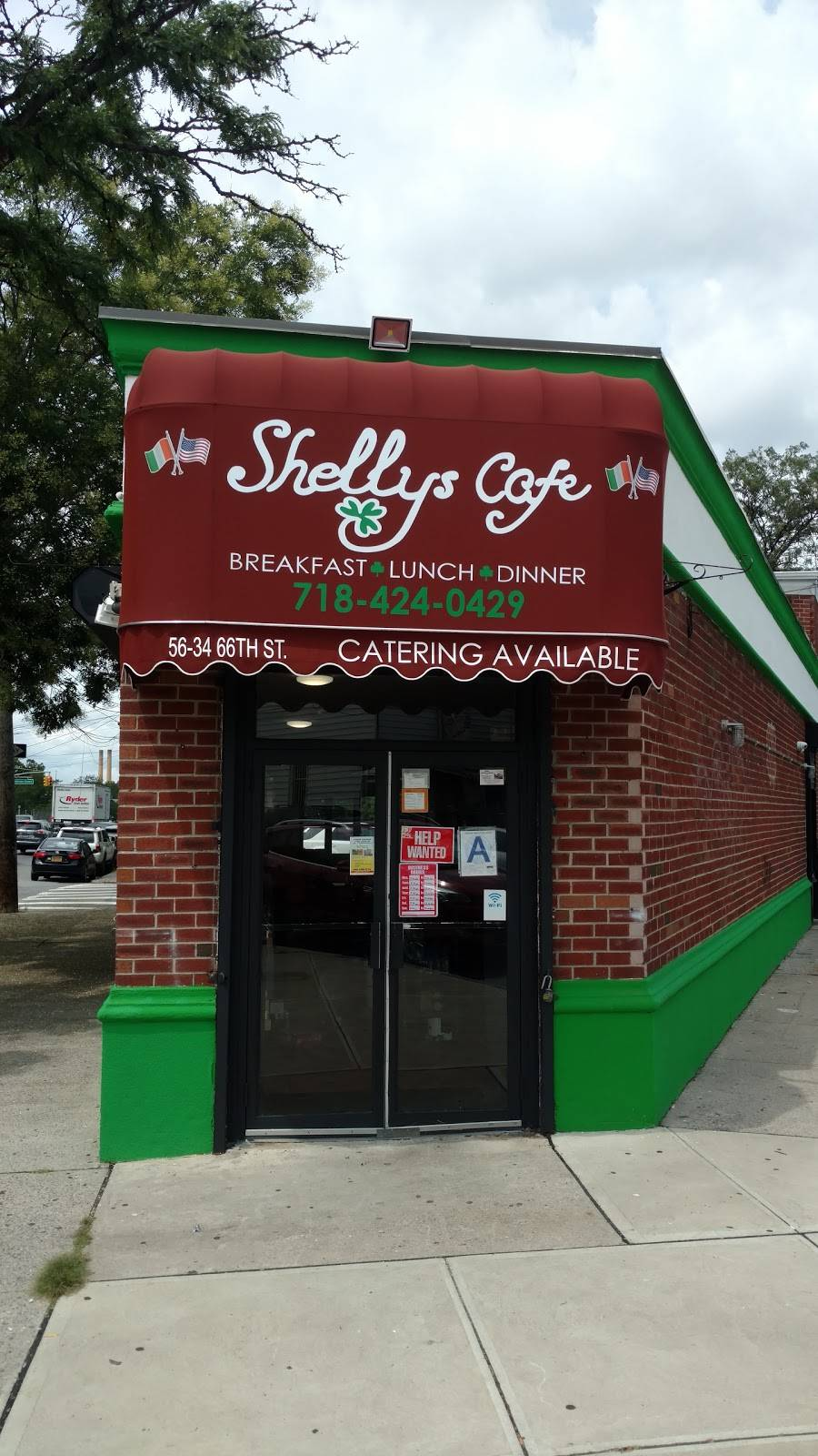 Shellys Deli and Cafe | restaurant | 5634 66th St, Maspeth, NY 11378, USA | 7184240429 OR +1 718-424-0429