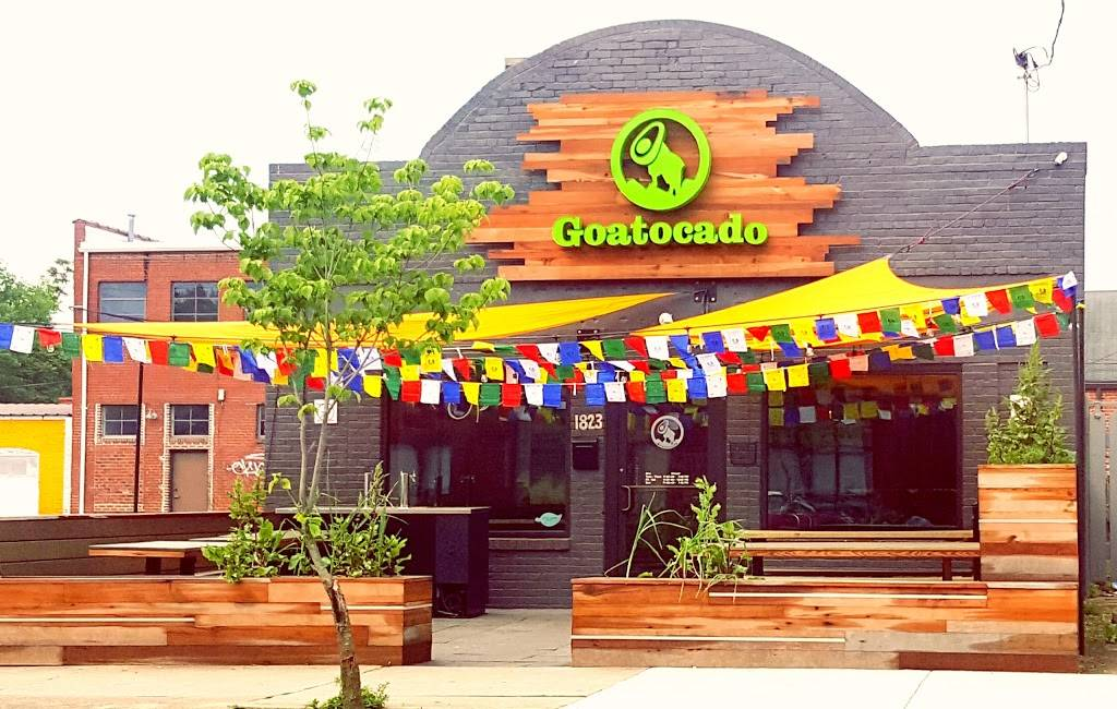 Goatocado | restaurant | 1823 W Main St, Richmond, VA 23220, USA | 8044648226 OR +1 804-464-8226