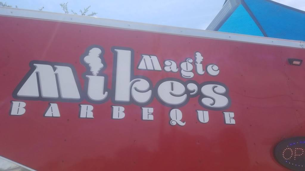 Magic Mikes BBQ Truck | restaurant | 3901, FM3009, Schertz, TX 78154, USA