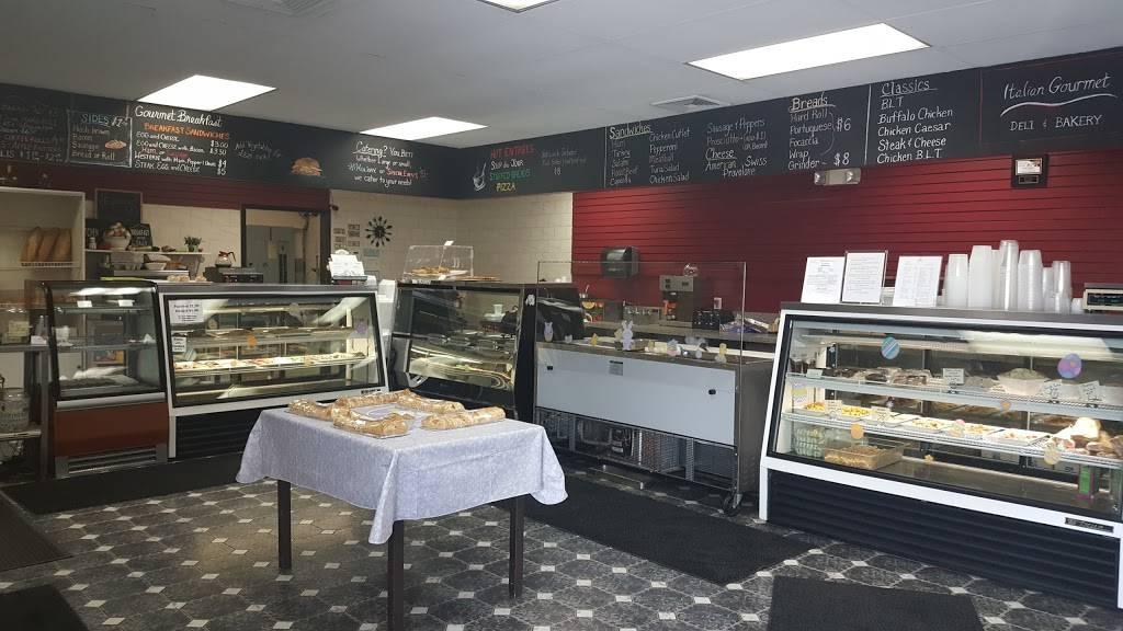 Italian Gourmet Deli & Bakery | bakery | 15 Hartford Ave, Newington, CT 06111, USA | 8606651467 OR +1 860-665-1467