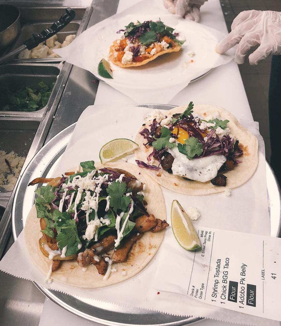 eStreet Asian Tacos - Restaurant | 11301 Lakeline Blvd H-Mart Market