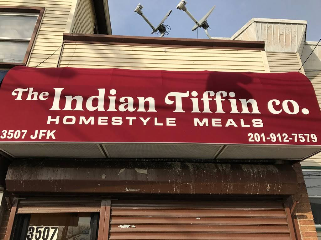 The Indian Tiffin | restaurant | 3507 John F. Kennedy Blvd, Jersey City, NJ 07307, USA | 2019127579 OR +1 201-912-7579
