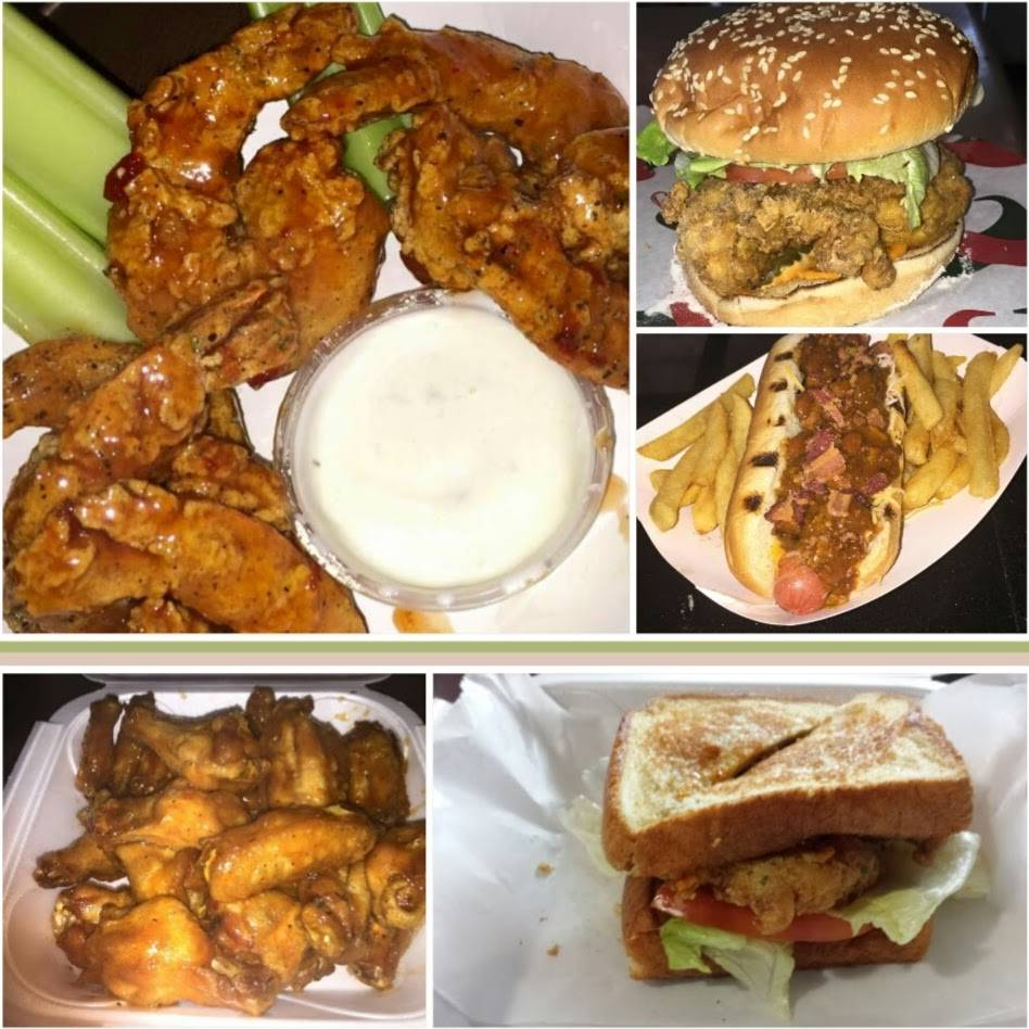 Wings Express Takeout | meal delivery | 1892 Metropolitan Pkwy SW, Atlanta, GA 30315, USA | 7706966915 OR +1 770-696-6915