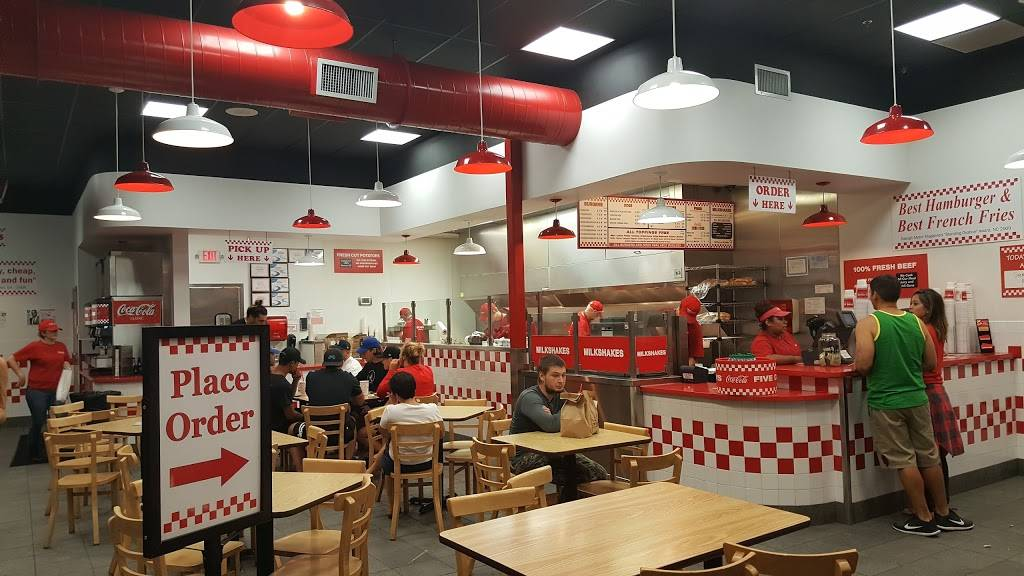 Five Guys | meal takeaway | 1552 S Azusa Ave, City of Industry, CA 91748, USA | 6265811671 OR +1 626-581-1671