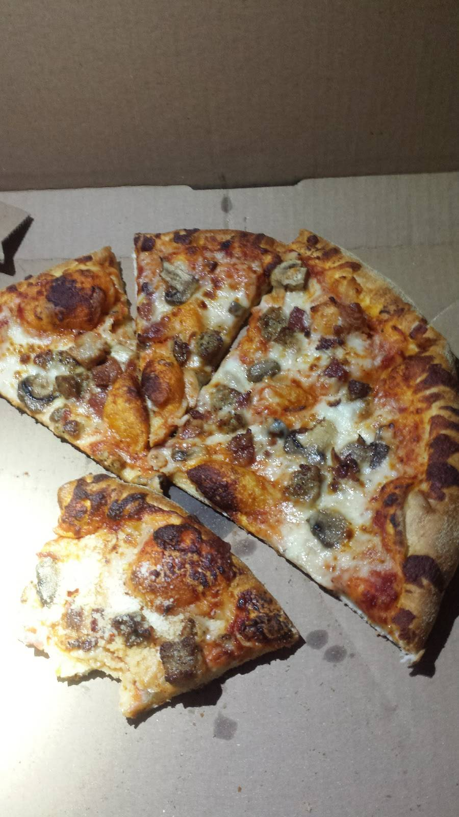 Domino S Pizza Meal Delivery 305 S Hutchins St Lodi Ca