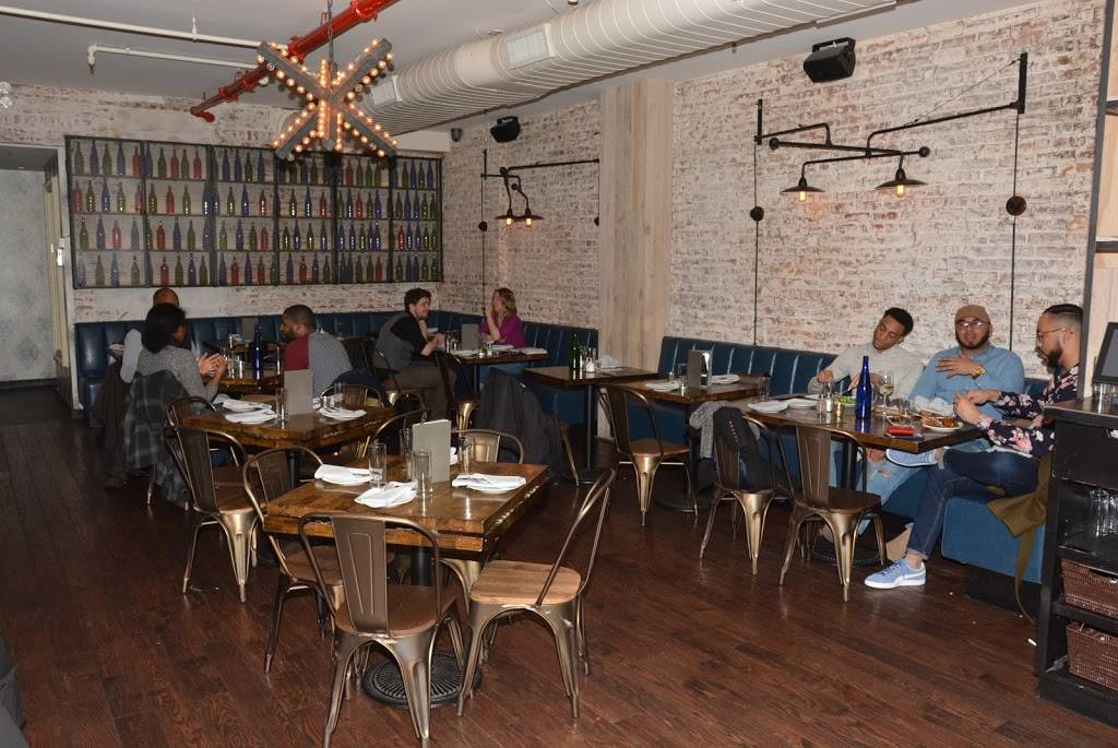 Row House | restaurant | 2128 Frederick Douglass Blvd, New York, NY 10026, USA | 2122560019 OR +1 212-256-0019