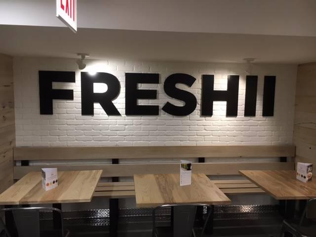 freshii   restaurant   233 N Michigan Ave, Chicago, IL 60601, USA   3123441178 OR +1 312-344-1178