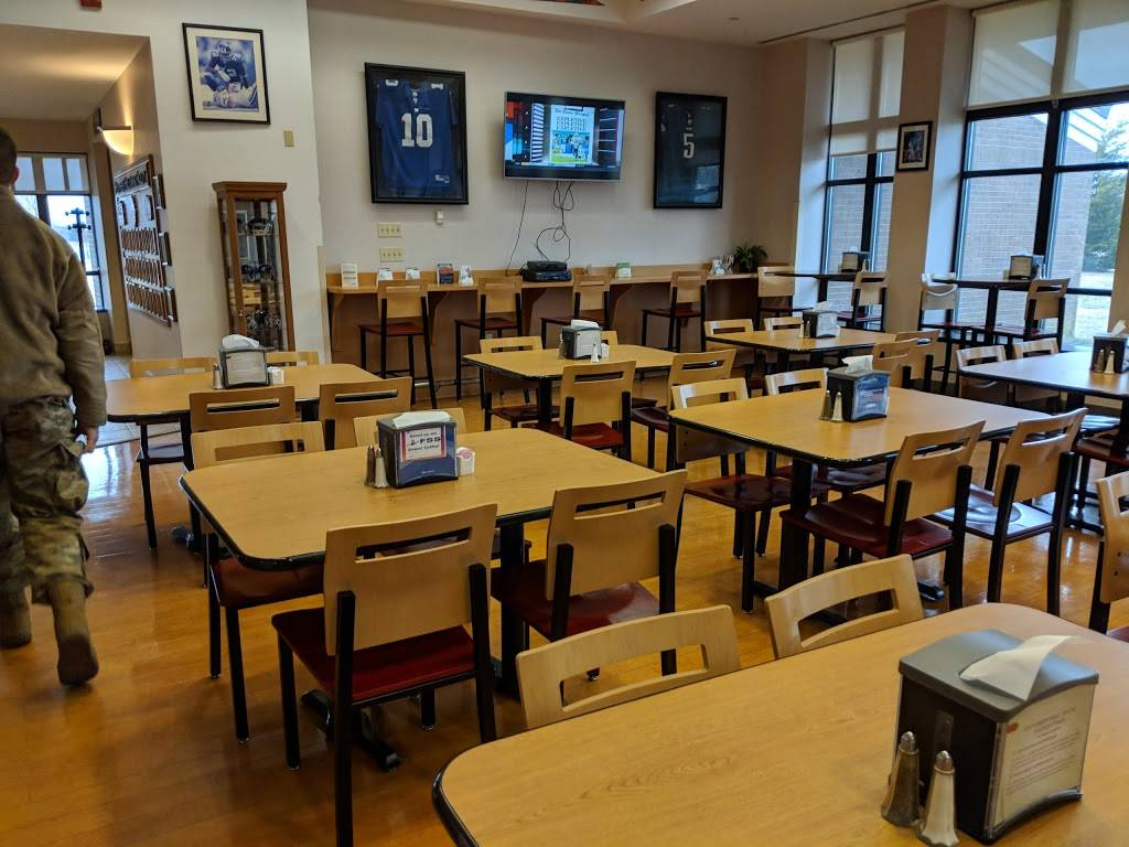 Halvorsen Hall Dining Facility   restaurant   104, 38 W Tuskegee Airmen Ave, McGuire AFB, NJ 08641, USA   6092519682 OR +1 609-251-9682
