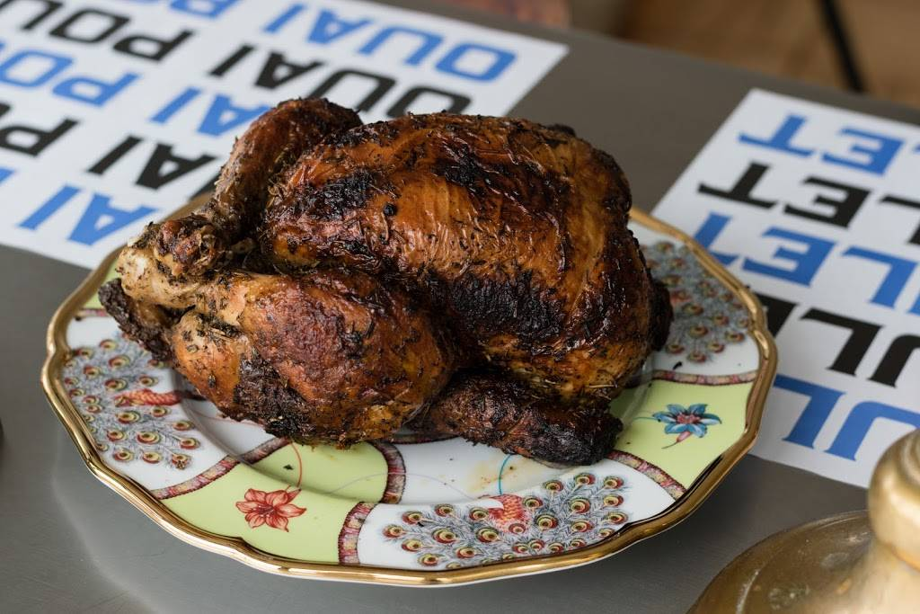 Poulet Sans Tete | restaurant | 117 Perry St, New York, NY 10014, USA | 2127271170 OR +1 212-727-1170