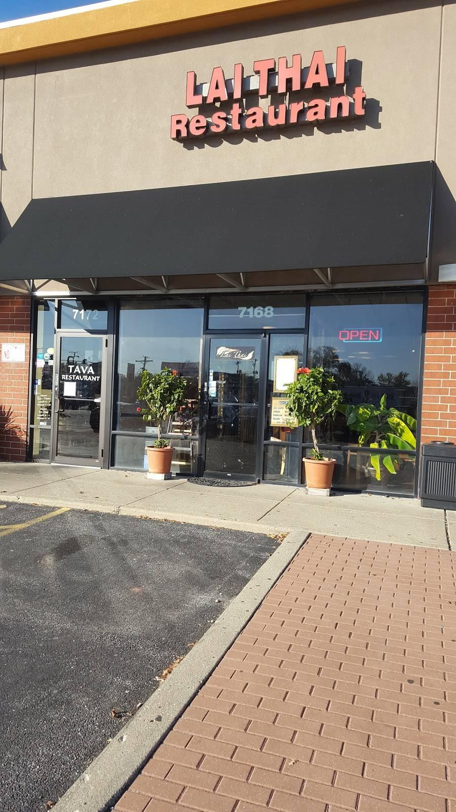 Lai Thai Restaurant | restaurant | 7168 Dempster Street, Morton Grove, IL 60053, USA | 8479668216 OR +1 847-966-8216