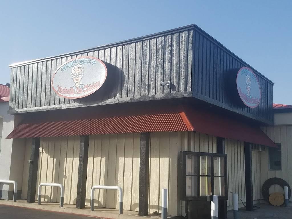 Mary Sues Nashville Hot Chicken.   restaurant   120 E US Hwy 80, Forney, TX 75126, USA