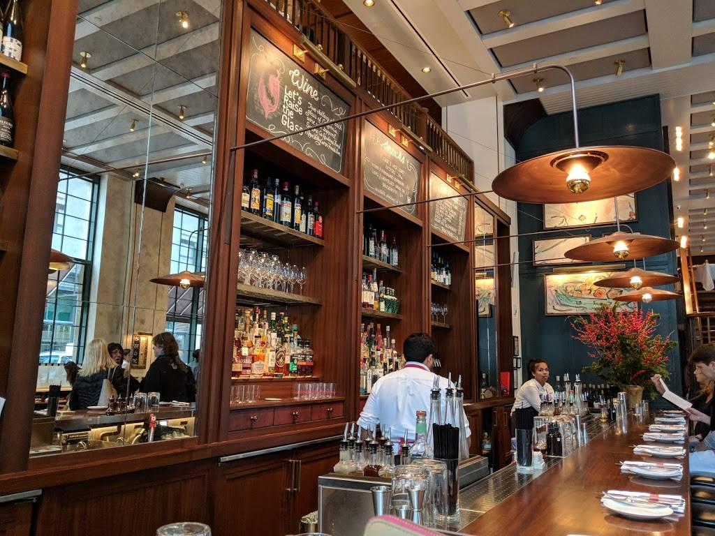 Union Square Cafe | restaurant | 101 E 19th St, New York, NY 10003, USA | 2122434020 OR +1 212-243-4020