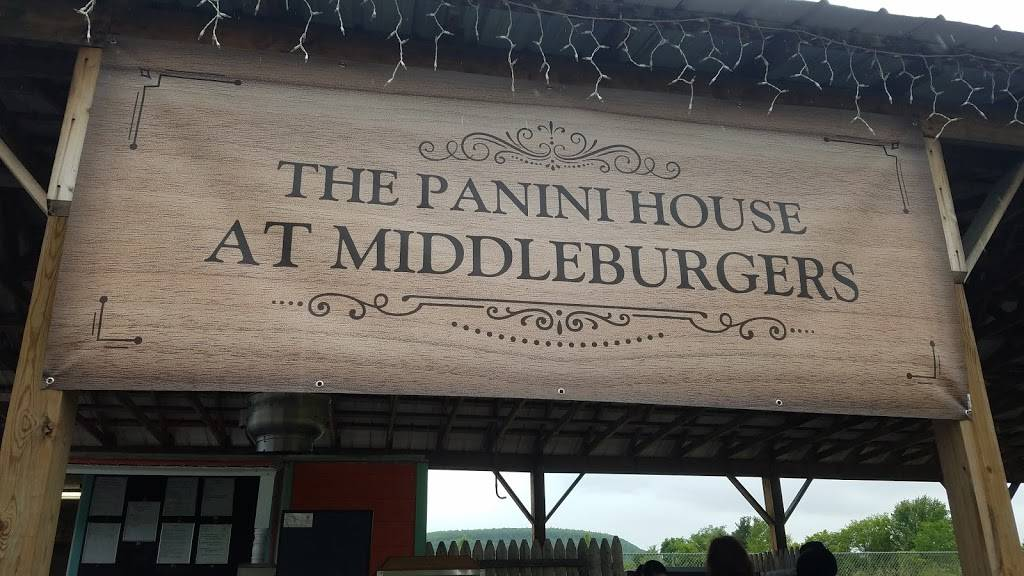 The Panini House at Middleburgers | restaurant | 110 Frisbieville Rd, Schoharie, NY 12157, USA | 5187033232 OR +1 518-703-3232