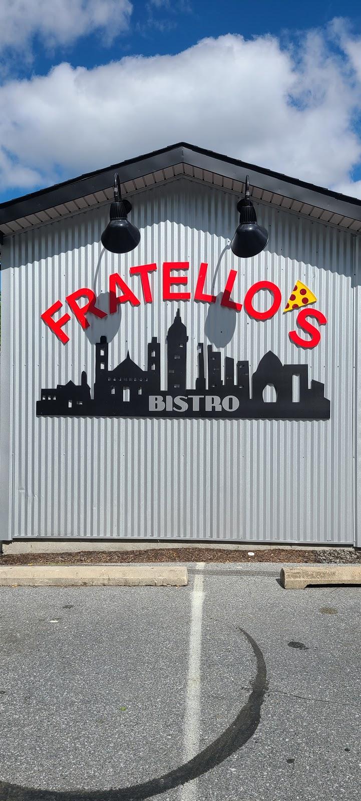 Fratellos   restaurant   420 Nichols St, Pottsville, PA 17901, USA   5707282181 OR +1 570-728-2181