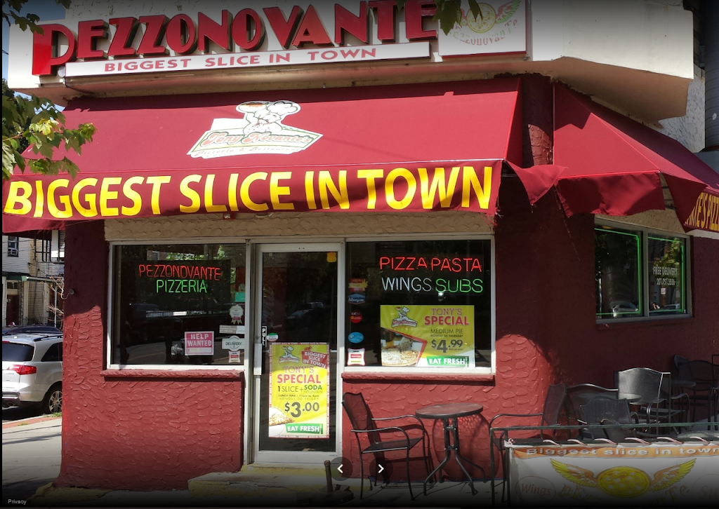 Tony Novantes Pizzeria and Wing Boss | meal delivery | 4603 Park Ave, Union City, NJ 07087, USA | 2017515556 OR +1 201-751-5556