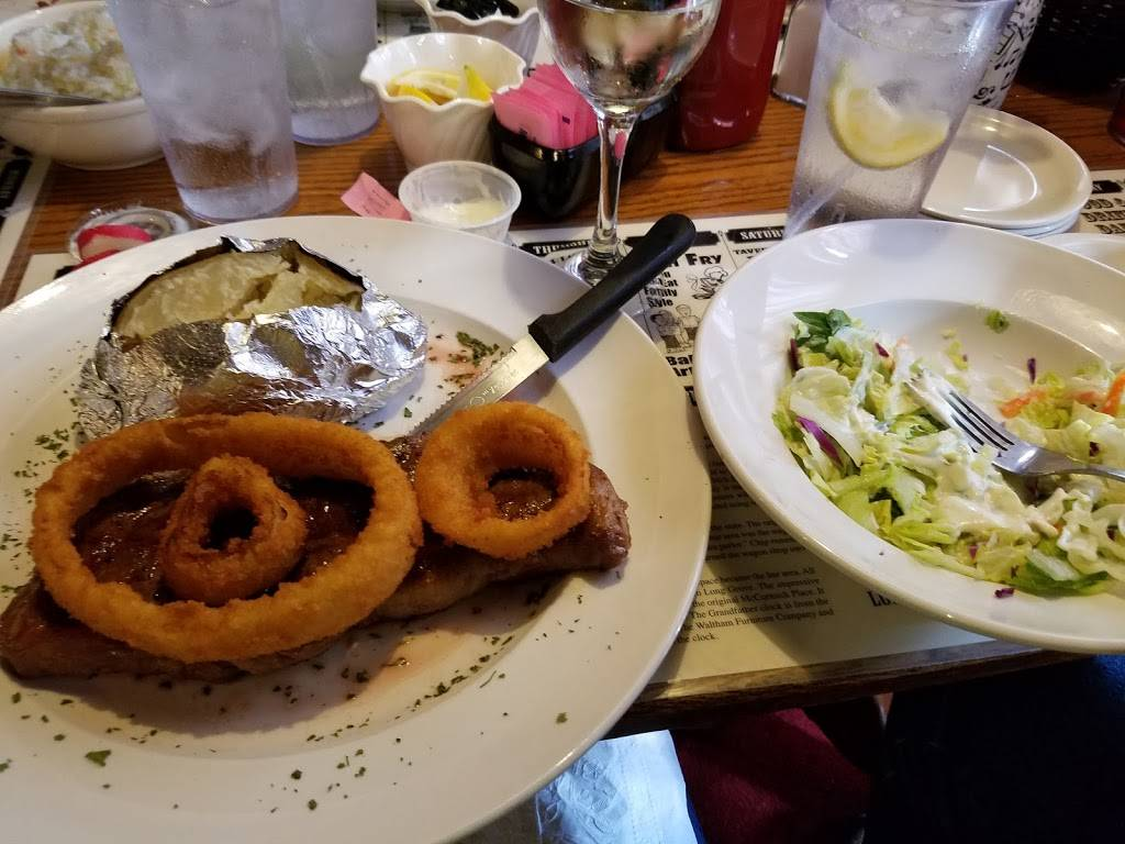 The Village Tavern | restaurant | 135 Old McHenry Rd, Long Grove, IL 60047, USA | 8476343117 OR +1 847-634-3117