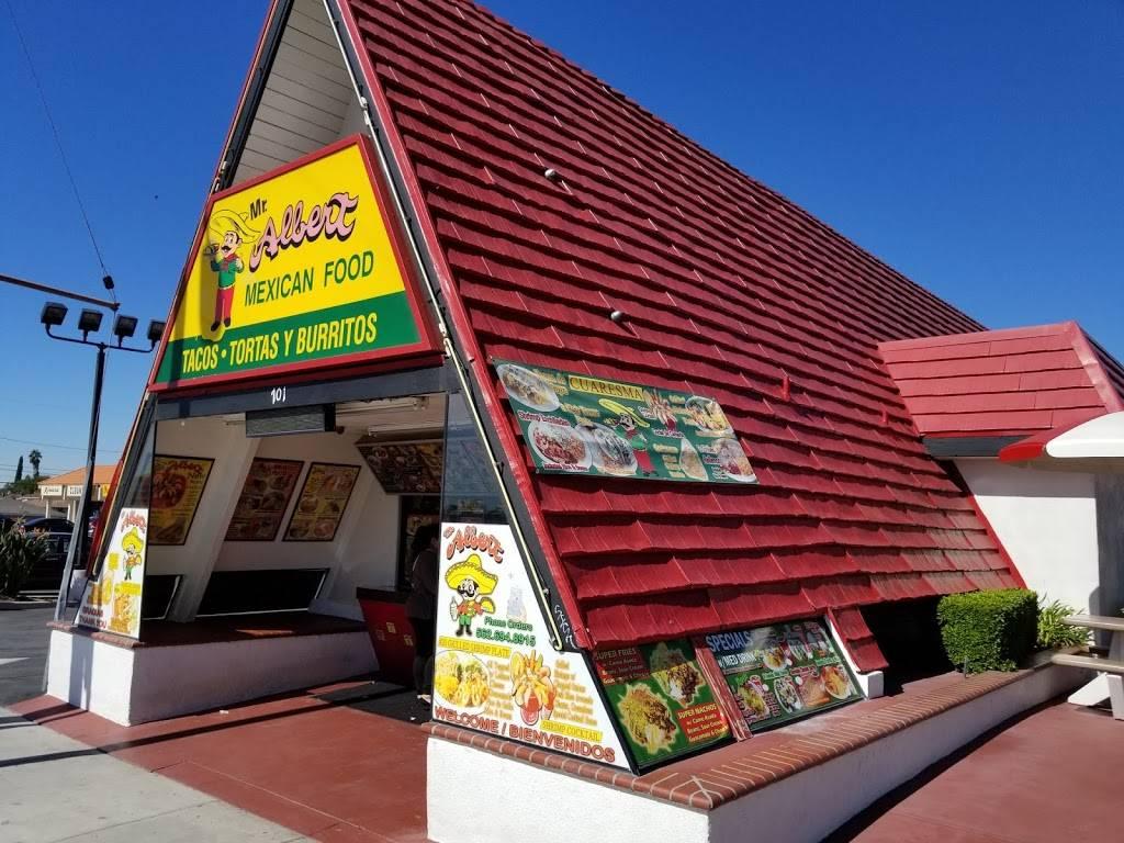 Mr.Albert Mexican Food   restaurant   701 E Whittier Blvd, La Habra, CA 90631, USA   5626948915 OR +1 562-694-8915