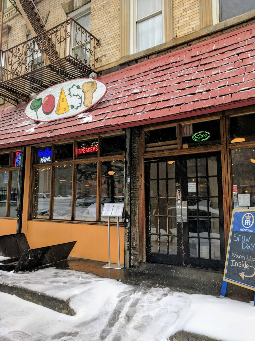 Toast Uptown | meal takeaway | 3157 Broadway, New York, NY 10027, USA | 2126621144 OR +1 212-662-1144