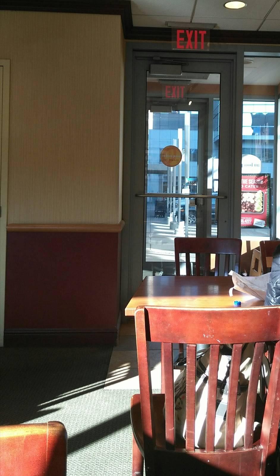 Au Bon Pain | bakery | Charles River Plaza, 209 Cambridge St, Boston, MA 02114, USA | 6177231278 OR +1 617-723-1278