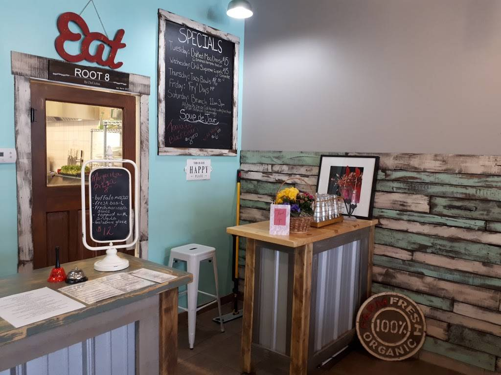 Root 8 Vegan And Gluten Free Restaurant | restaurant | 5041 King St, Beamsville, ON L0R 1B8, Canada | 9055631133 OR +1 905-563-1133