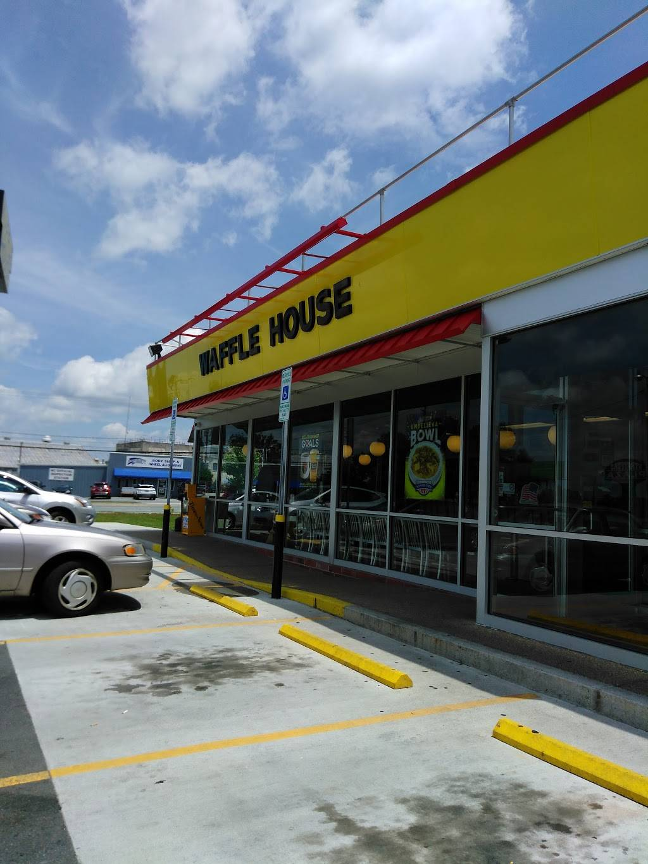 Waffle House Meal Takeaway 1733 N Church St Burlington Nc 27217 Usa