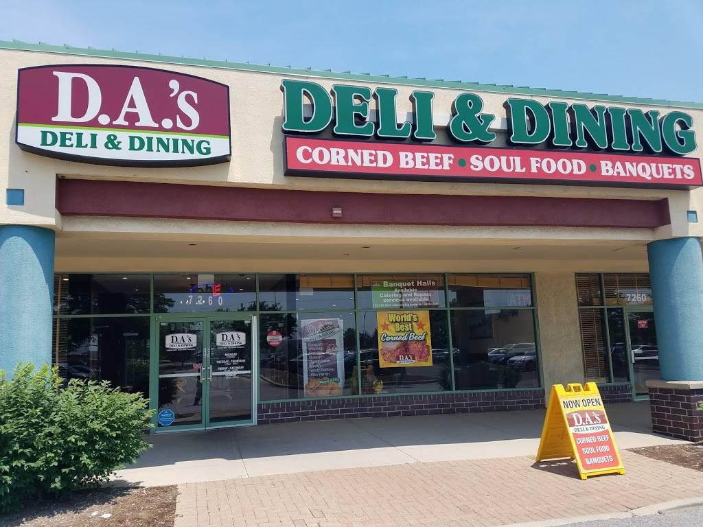 Da S Deli Dining Restaurant 7260 W 159th St Orland