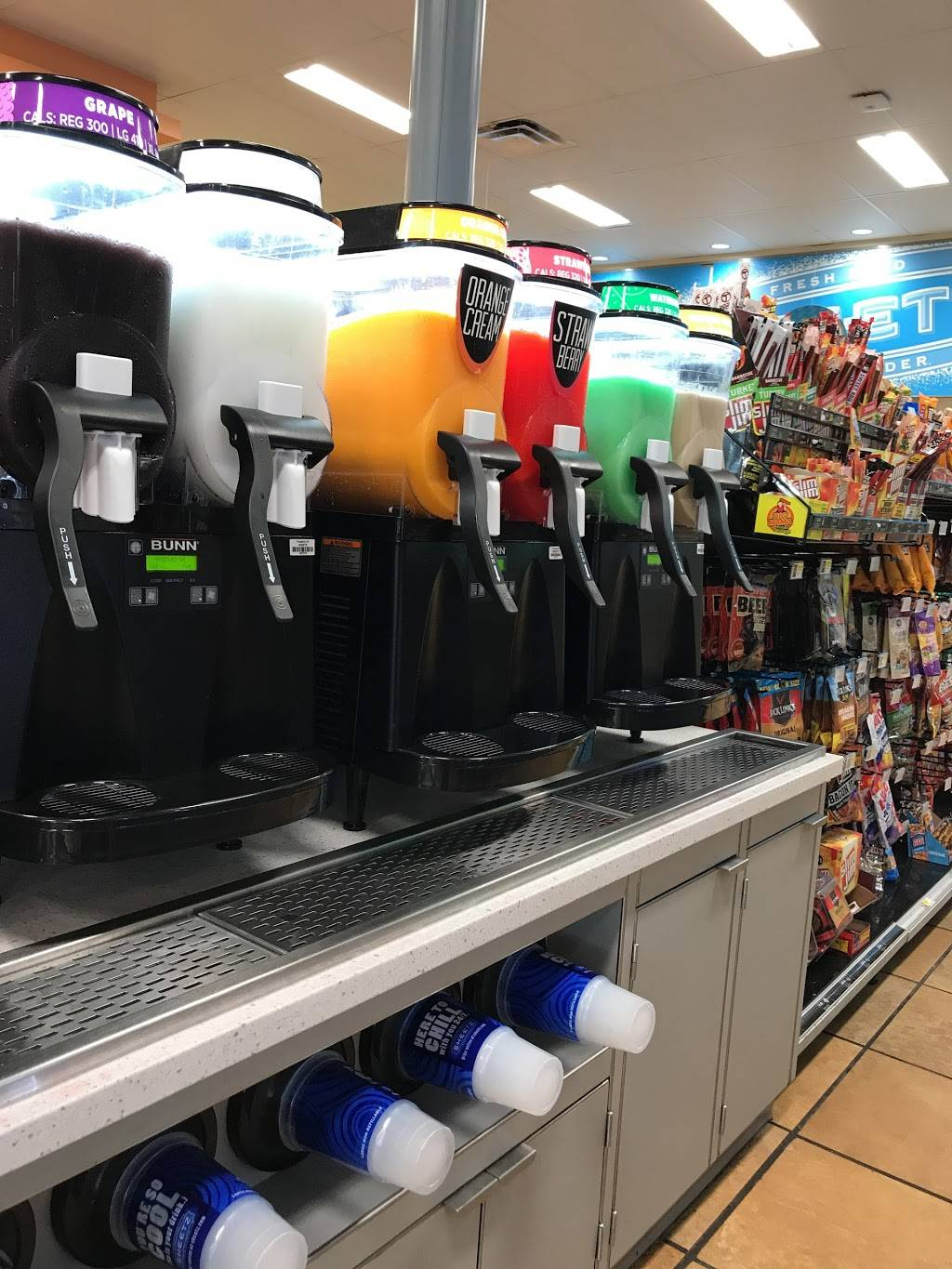 Sheetz #504 | cafe | 157 N Old Carriage Rd, Rocky Mount, NC 27804, USA | 2524422025 OR +1 252-442-2025