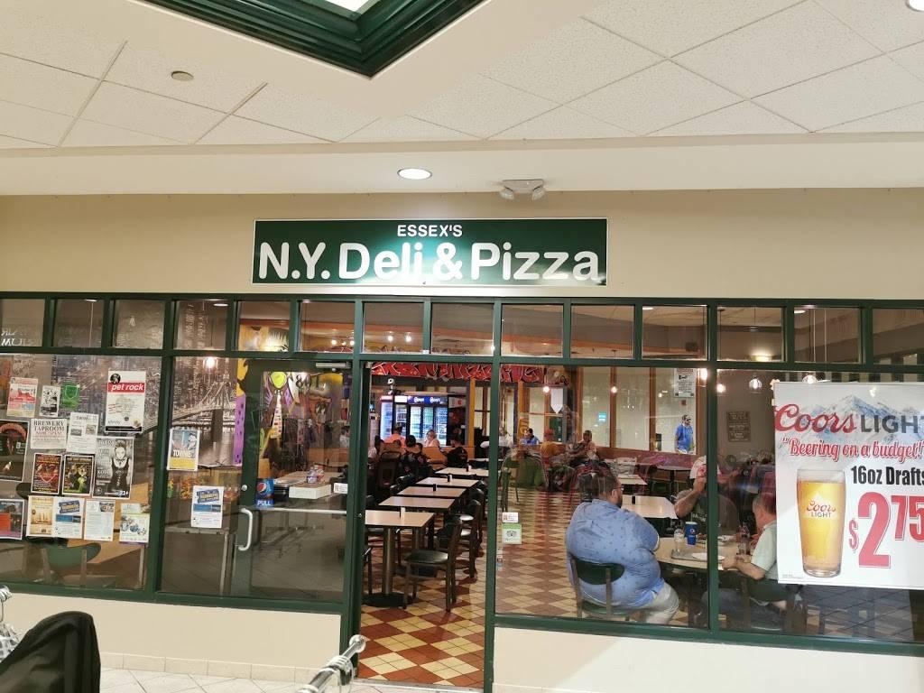 Essexs N.Y. Pizza & Deli | restaurant | 2 E India Square Mall, Salem, MA 01970, USA | 9787411383 OR +1 978-741-1383