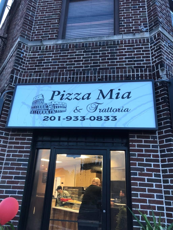 Pizza Mia & Trattoria | restaurant | 255 Hackensack St, Wood-Ridge, NJ 07075, USA | 2019330833 OR +1 201-933-0833