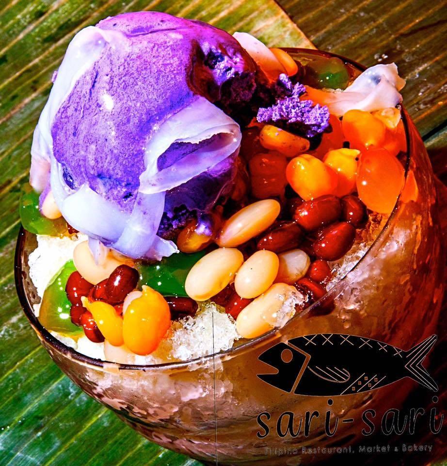 Sari-Sari Filipino Restaurant, Market, & Bakery   bakery   5700 Wurzbach Rd, San Antonio, TX 78238, USA   2106477274 OR +1 210-647-7274