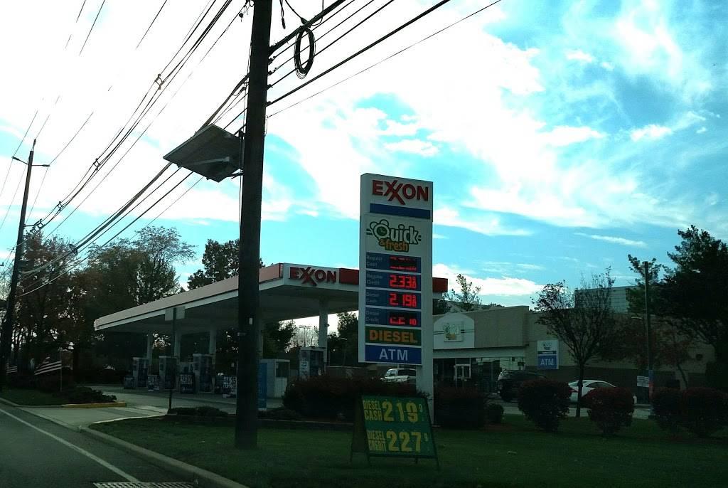 Exxon | restaurant | 185 Rte 17 South, East Rutherford, NJ 07073, USA | 2019337033 OR +1 201-933-7033