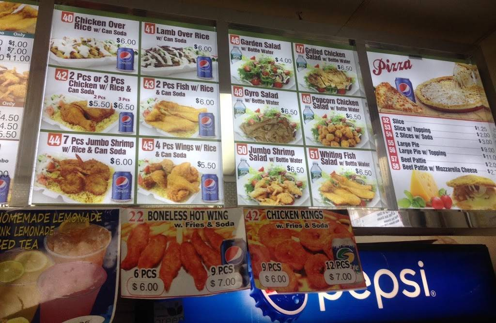 Kennedy Fried Chicken   restaurant   1560 Watson Ave, Bronx, NY 10472, USA   3478921929 OR +1 347-892-1929