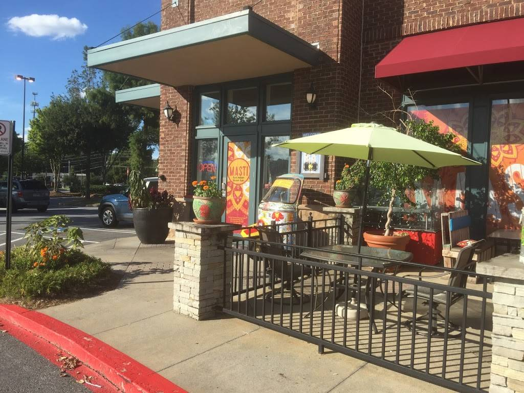 Masti - Indian Street Eats | restaurant | 9700 Medlock Bridge Rd # 100, Duluth, GA 30097, USA | 6783954739 OR +1 678-395-4739