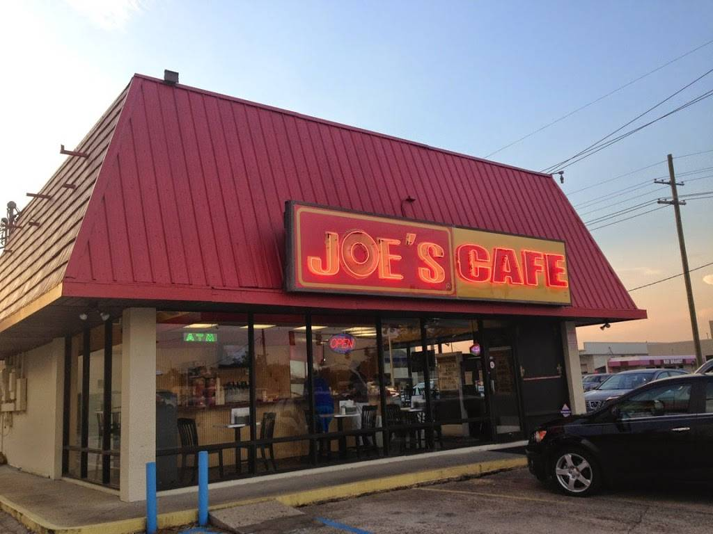 Joes Cafe & Donuts | bakery | 3616 N Causeway Blvd, Metairie, LA 70002, USA | 5043013400 OR +1 504-301-3400