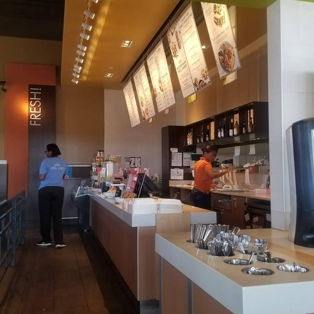 Zoes Kitchen Restaurant 1700 E 2nd St Edmond Ok 73034 Usa