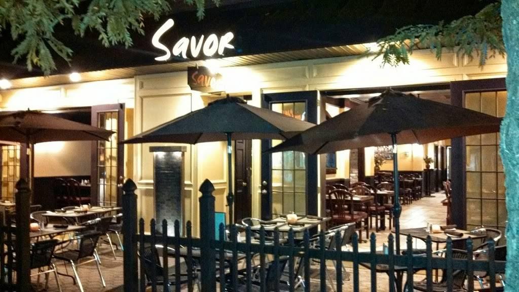 Savor Restaurant | restaurant | 18 W Main St, Somerville, NJ 08876, USA | 9086851975 OR +1 908-685-1975