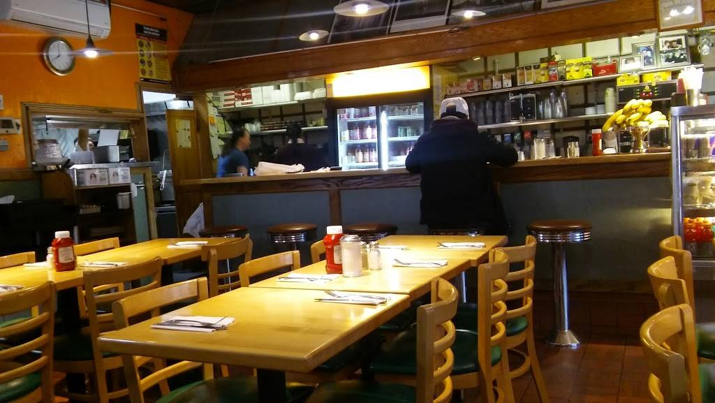 Sunset Diner | restaurant | 593 Meeker Ave, Brooklyn, NY 11222, USA | 7183492777 OR +1 718-349-2777