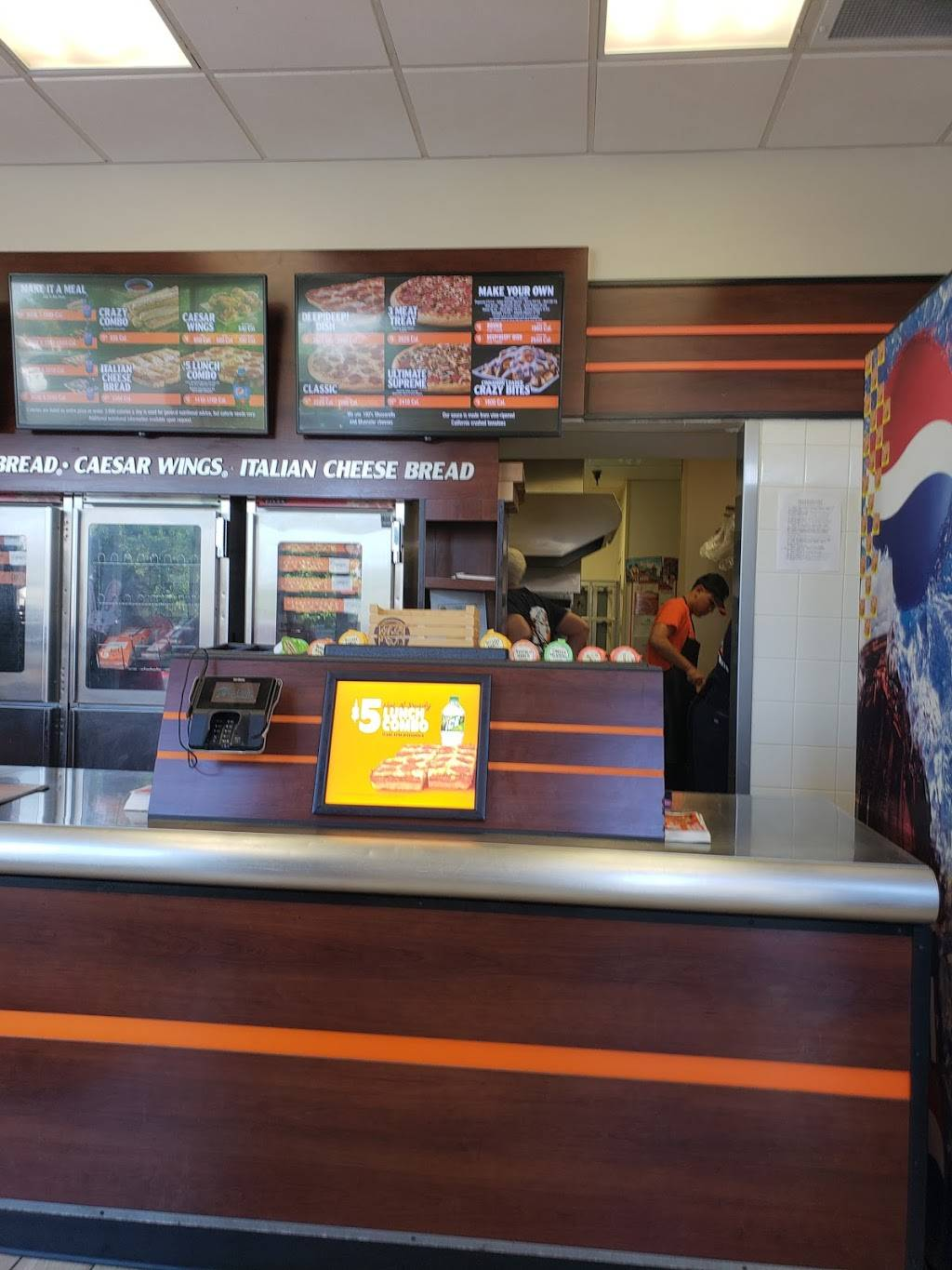 Little Caesars Pizza | meal takeaway | 885 N Lemoore Ave, Lemoore, CA 93245, USA | 5599247992 OR +1 559-924-7992