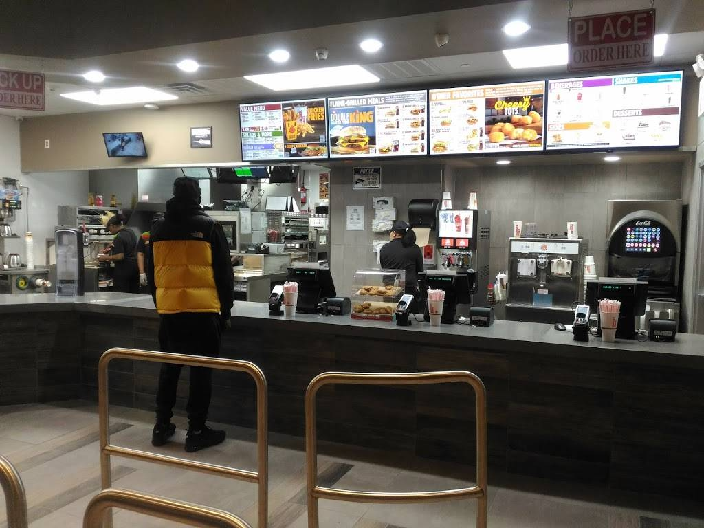 Burger king | restaurant | 200 E 125th St, New York, NY 10035, USA | 8663942493 OR +1 866-394-2493