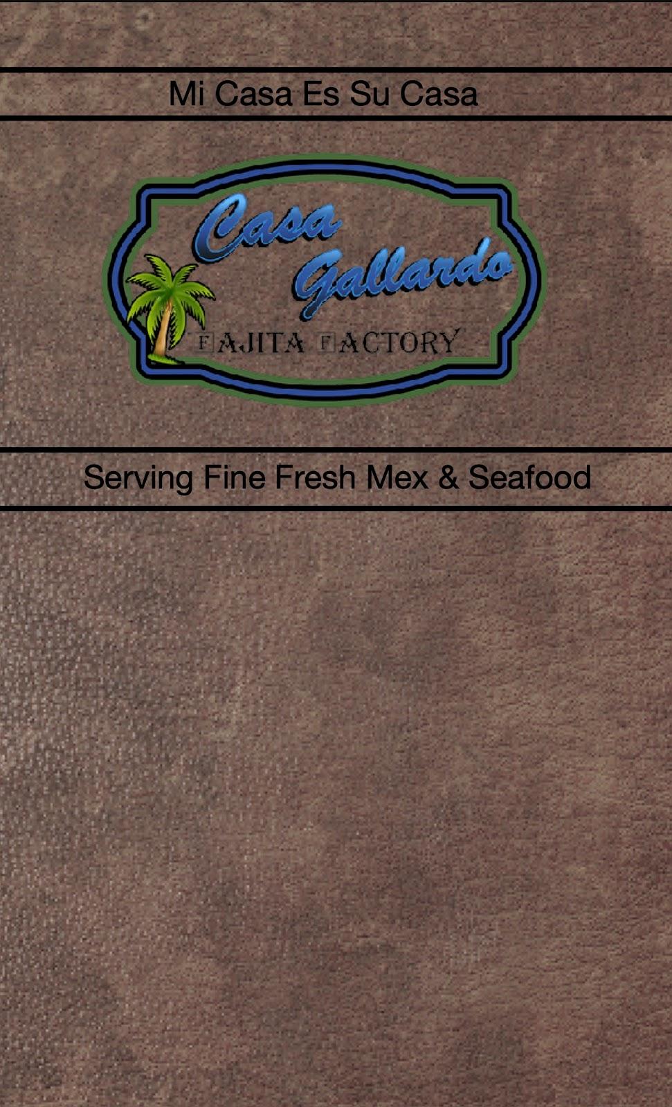 Casa Gallardo Fajita Factory   restaurant   625 Mt Clinton Pike, Harrisonburg, VA 22802, USA   5402098198 OR +1 540-209-8198