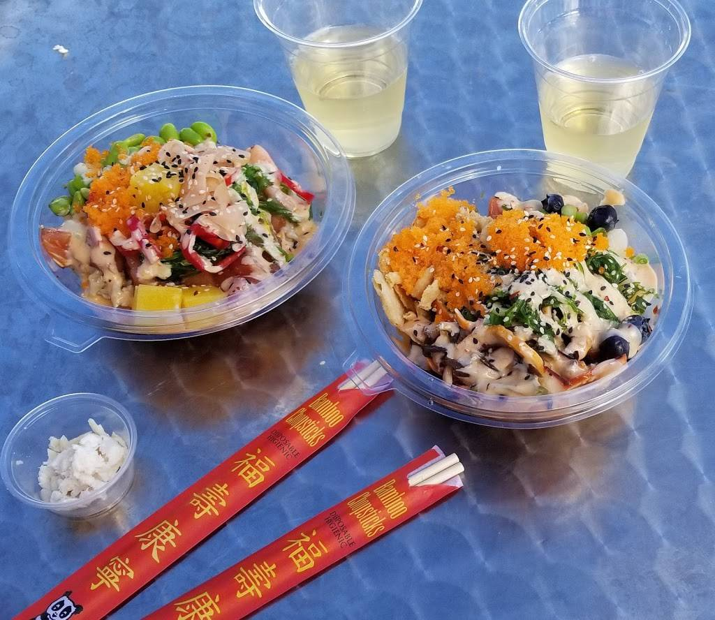 Poke Poke Bowl | restaurant | 927 Dodecanese Blvd #2, Tarpon Springs, FL 34689, USA | 7273311333 OR +1 727-331-1333
