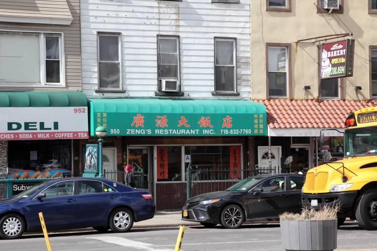 Zengs | restaurant | 950 4th Ave, Brooklyn, NY 11232, USA