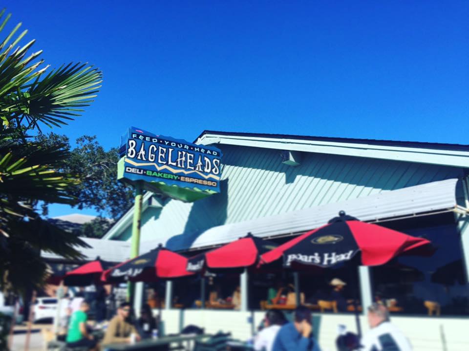 Bagelheads | bakery | 916 E Gregory St, Pensacola, FL 32502, USA | 8504449661 OR +1 850-444-9661