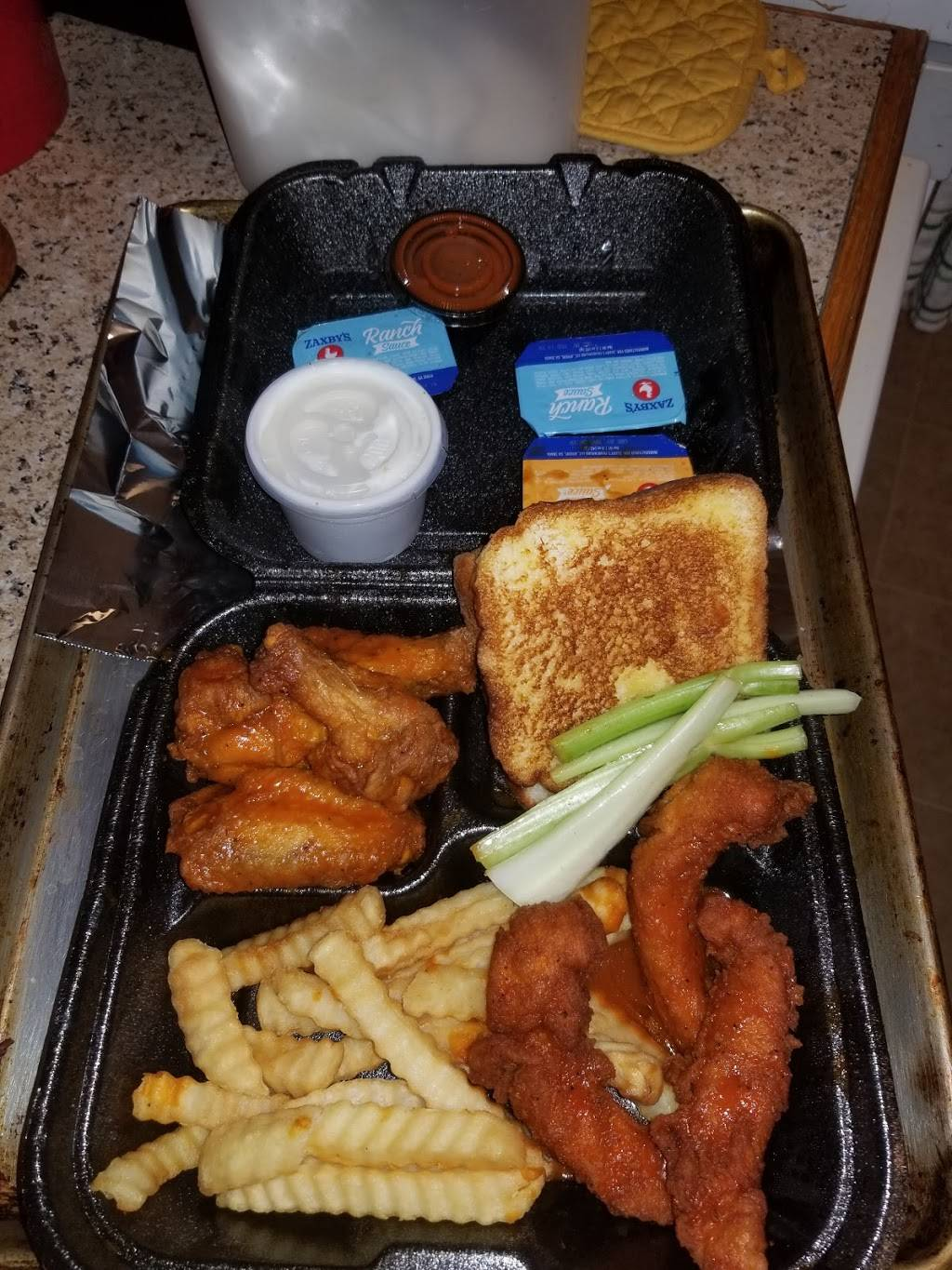Zaxby S Chicken Fingers Buffalo Wings Restaurant 2430 N Chester St Gastonia Nc 28052 Usa This zaxby's chicken fingers dipping sauce recipe is as close to the real deal as you are going to get. zaxby s chicken fingers buffalo wings